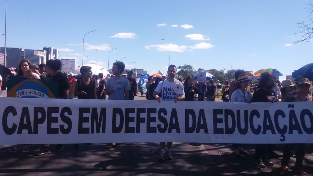 ASCAPES presente no 30M