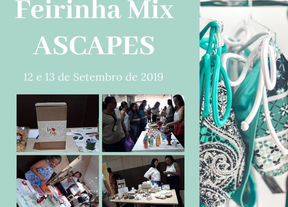 Feirinha Mix ASCAPES – Edição de Setembro