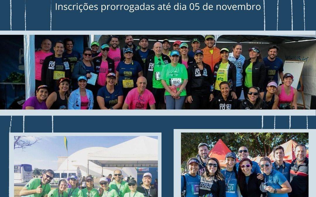 VAGAS ABERTAS PARA O CLUBE DE CORRIDA ASCAPES  – início em novembro