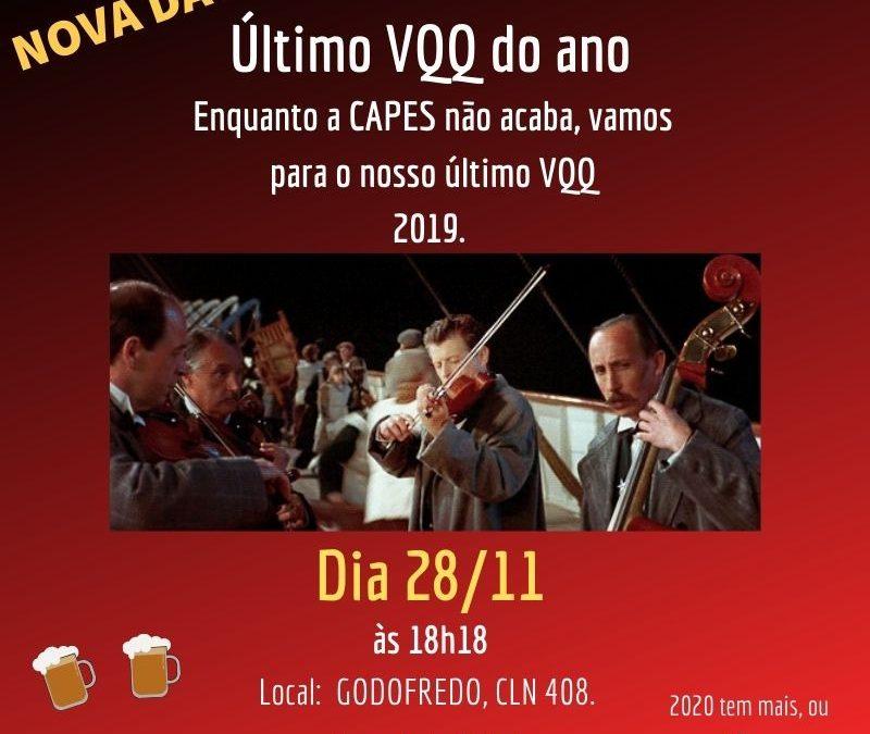 VQQ – O Tradicional Happy Hour da ASCAPES