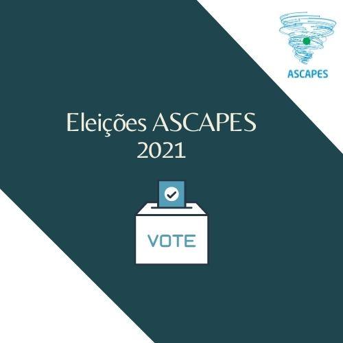 2021 é ano de Eleição na ASCAPES